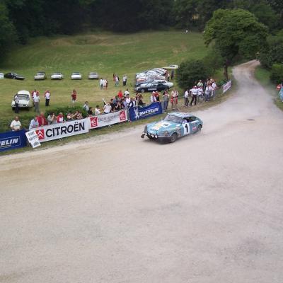 Meeting Bob Neyret Citroën Sport Classique