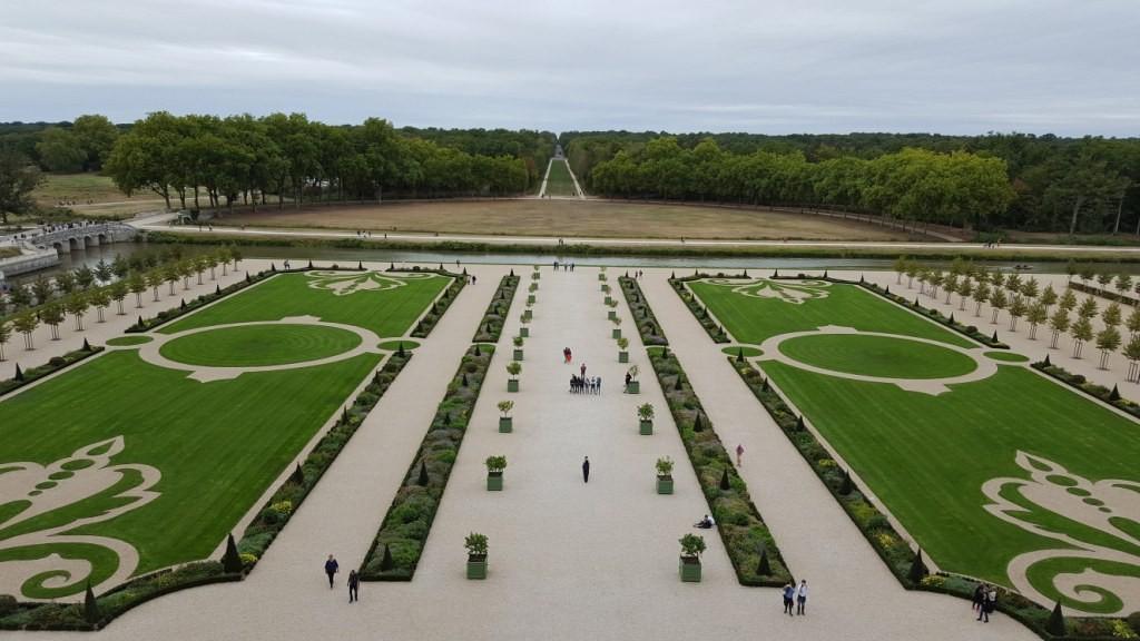 Sortie Paris Val de Loire