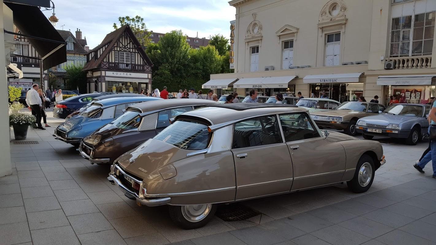 Sortie Paris Deauville 2019