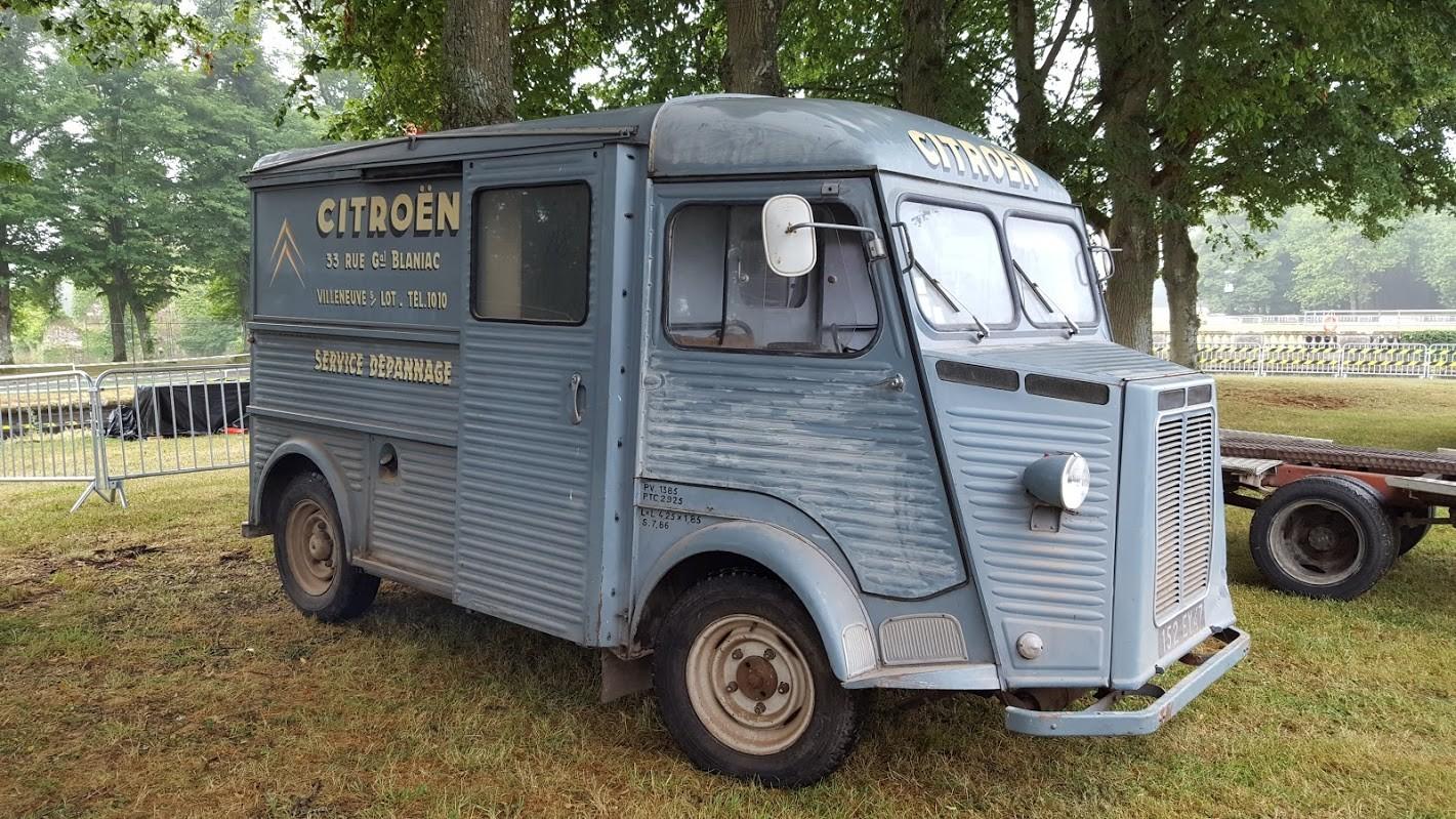 Centenaire Citroën La Ferté Vidame 2019