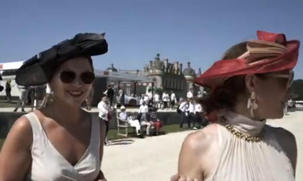 Chantilly Arts et Elégance 2019