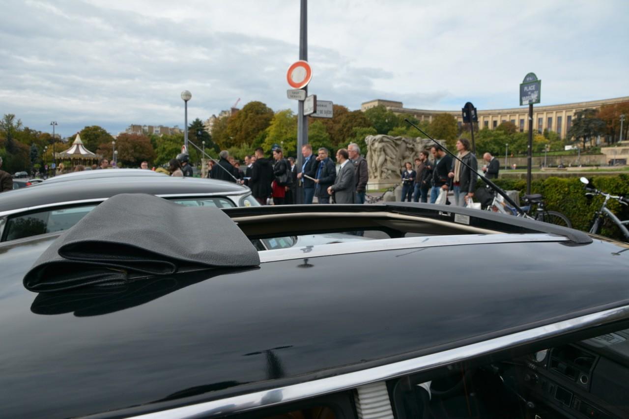 Citroën DS 60 ans tour Eiffel 08