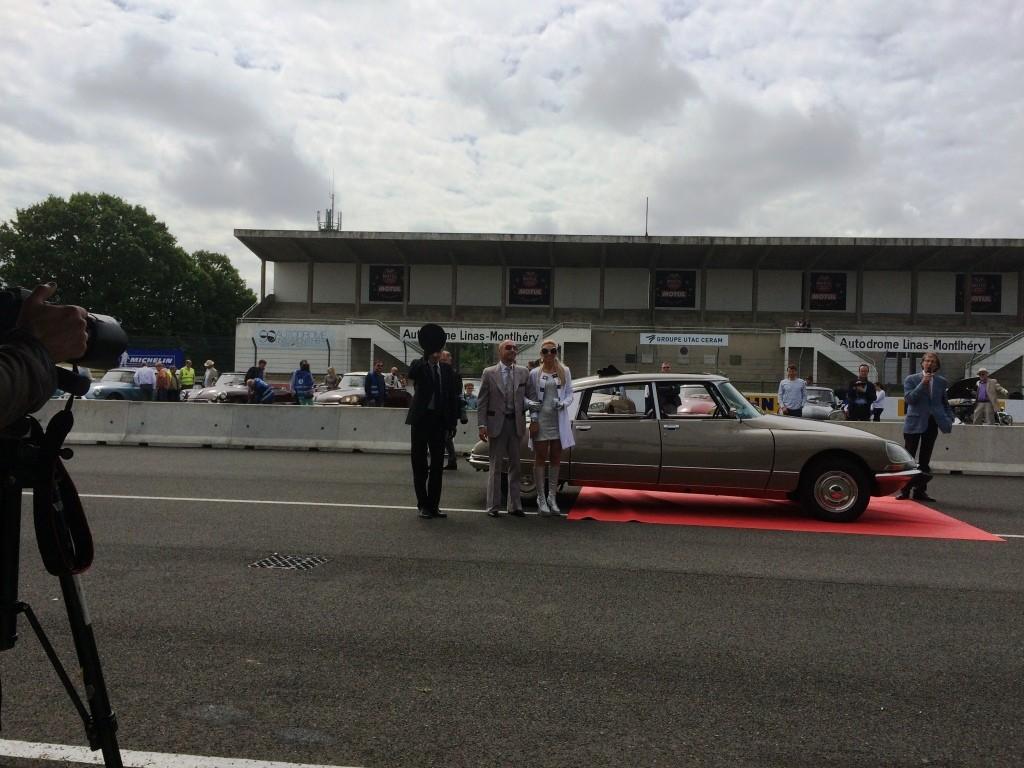 60 ans DS Montlhéry Concours d'élégance 4