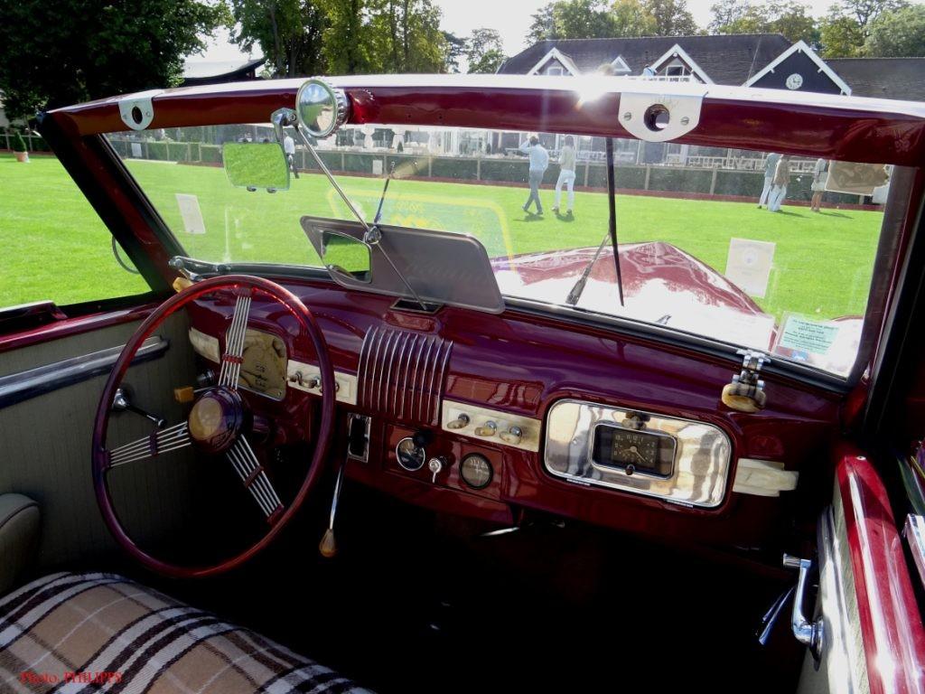 Rosengart Super Traction LR 539 cabriolet
