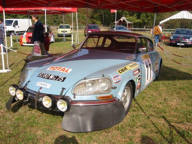 DS 50 ans Proto Rallye