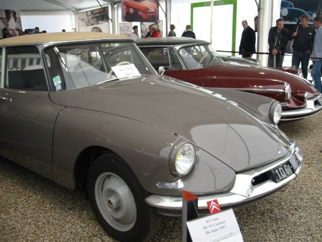DS 50 ans Exposition