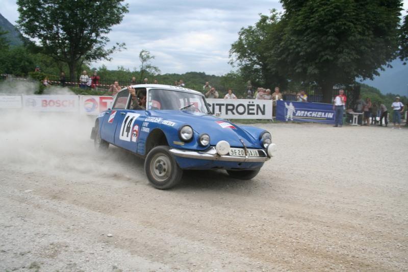 Bob Neyret Citroën Sport Classique