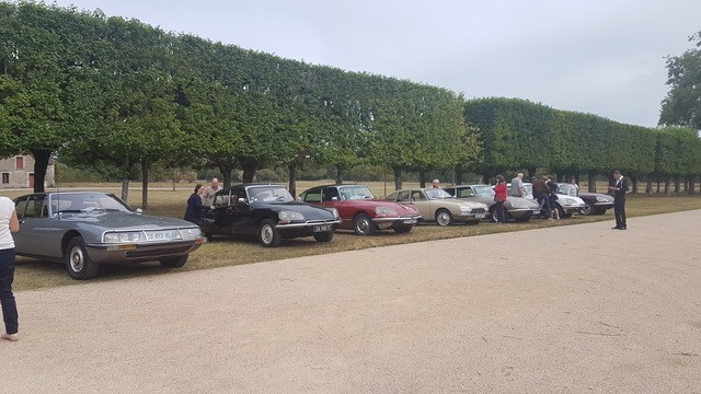 Sortie Club ParIDS Val de Loire 2018