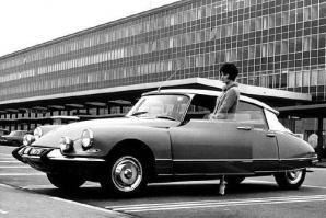 Citroën DS 19 Pallas 1965
