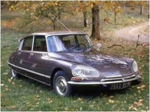 Citroën DS 23 injection