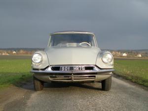 Citroën DS 19 1959